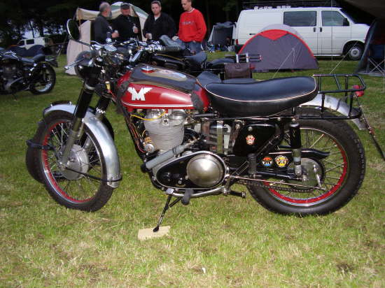 Matchless G 80 CS (improved)