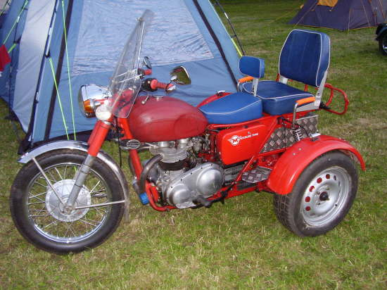 The Matchless-Trike
