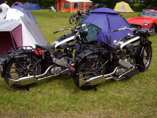 Two AJS Model 2
